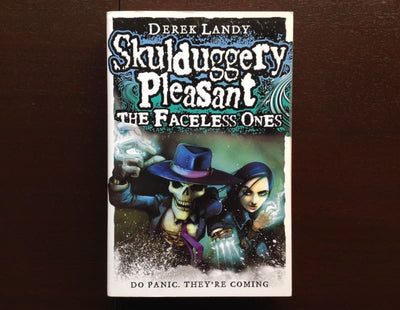 Derek Landy - The Faceless Ones (Skulduggery Pleasant) Fiction