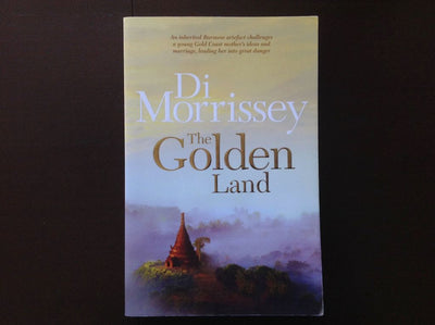 Di Morrissey - The Golden Land Fiction