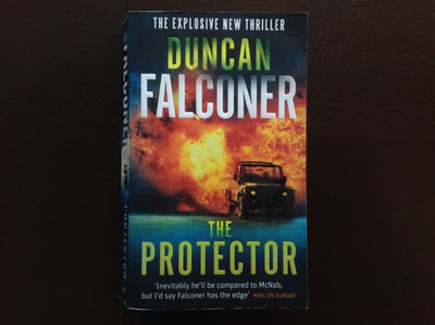 Duncan Falconer - The Protector Fiction