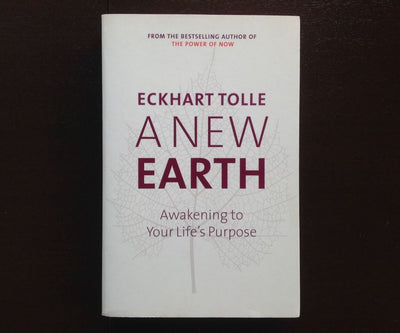 Eckhart Tolle - A New Earth Non-Fiction