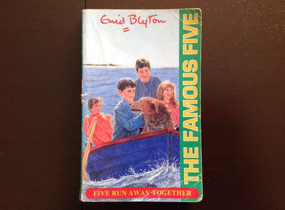 Enid Blyton - Famous Five: Five Run Away Together - Bk 3 Fiction