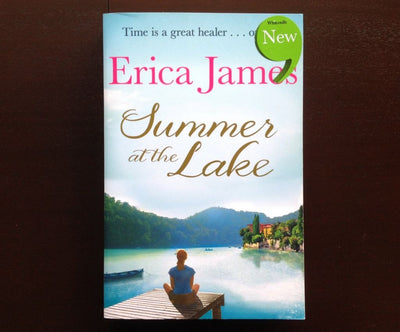 Erica James - Summer At The Lake Fiction