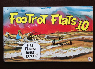 Footrot Flats 10 - Murray Ball Fiction