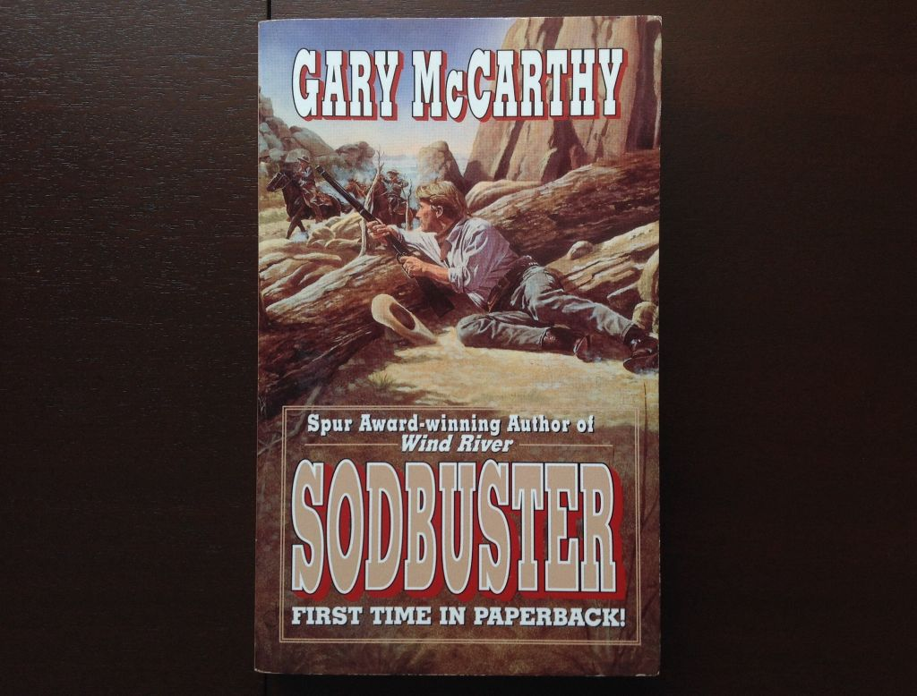 Gary Mccarthy - Sodbuster Fiction