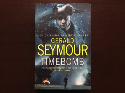 Gerald Seymour - Timebomb Fiction