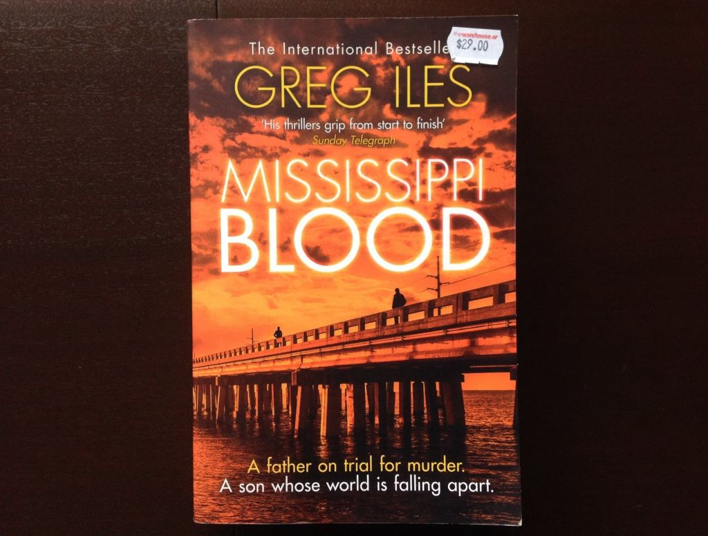 Greg Iles - Mississippi Blood Fiction