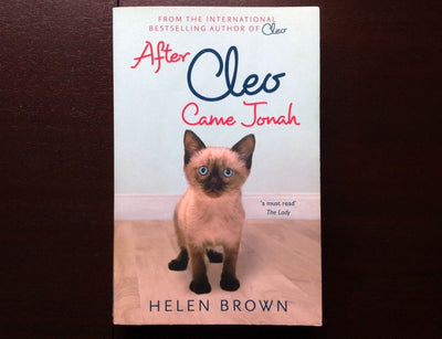 Helen Brown - After Cleo Came Jonah Non-Fiction