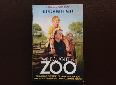 Benjamin Mee - We Bought A Zoo