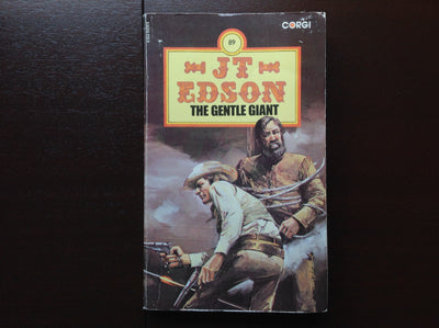 JT Edson - The Gentle Giant