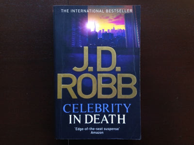 J.D. Robb - Celebrity In Death Fiction