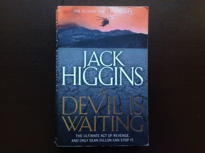 Jack Higgins - A Devil Is Waiting Fiction