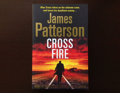 James Patterson - Cross Fire Fiction