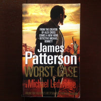 James Patterson - Worst Case Fiction