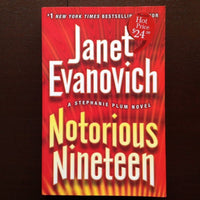 Janet Evanovich - Notorious Nineteen Fiction