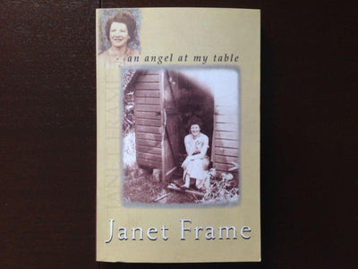 Janet Frame - An Angel At My Table Autobiography: Volume 2 Non-Fiction