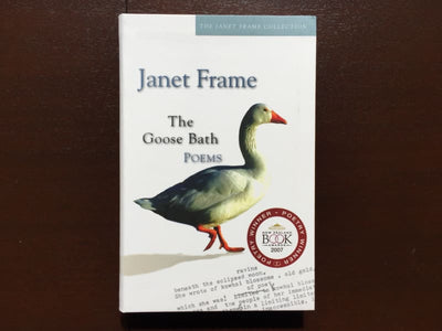 Janet Frame - The Goose Bath Poems Non-Fiction
