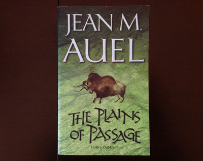 Jean M. Auel - The Plains Of Passage Fiction
