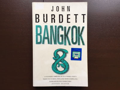 John Burdett - Bangkok 8 Fiction