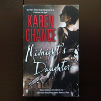 Karen Chance - Midnights Daughter Fiction