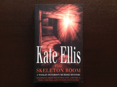 Kate Ellis - The Skeleton Room Fiction