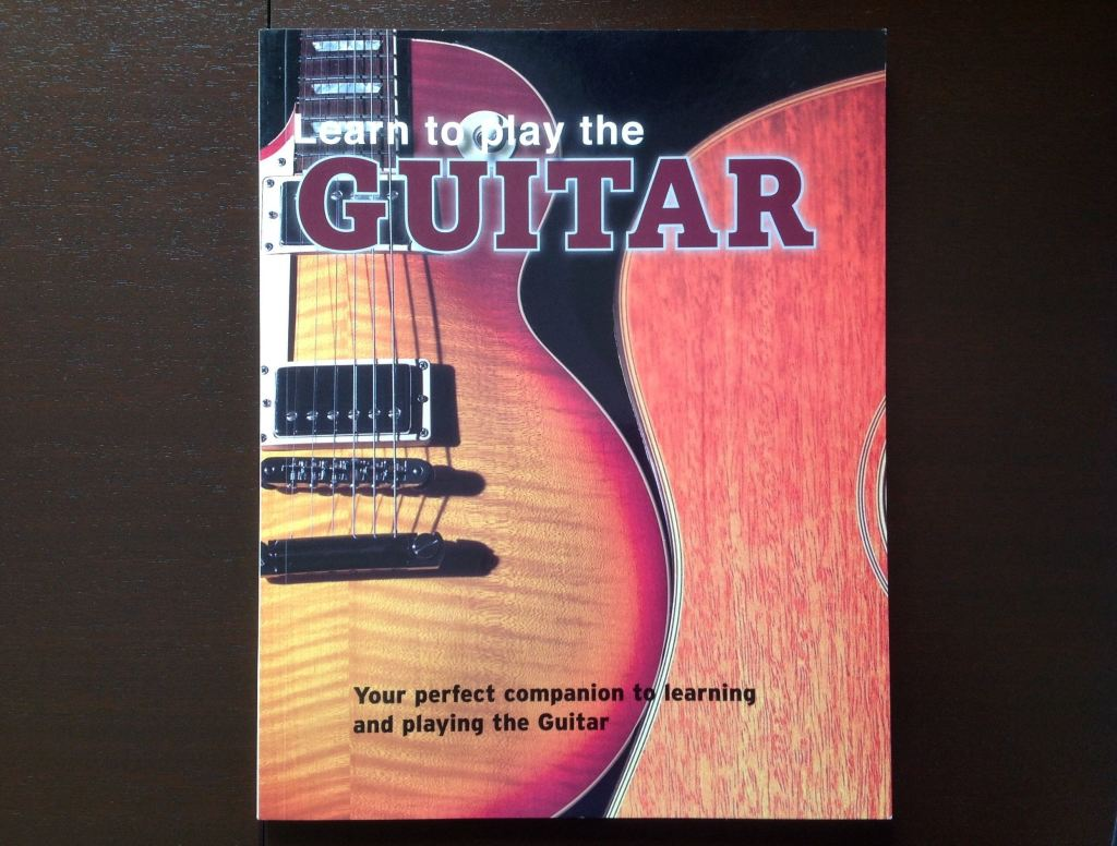 Learn To Play The Guitar - Nick Freeth Non-Fiction