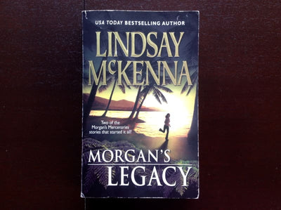 Lindsay McKenna - Morgans Legacy (2n1) Fiction