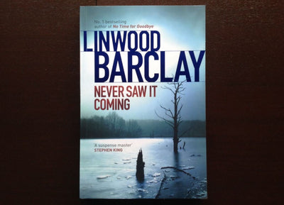 Linwood Barclay - Never Saw It Coming Fiction