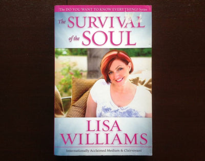 Lisa Williams - The Survival Of The Soul Non-Fiction