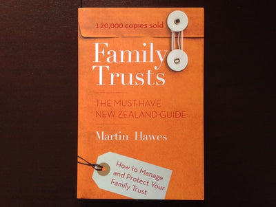 Martin Hawes - Family Trusts Non-Fiction