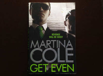 Martina Cole - Get Even Fiction