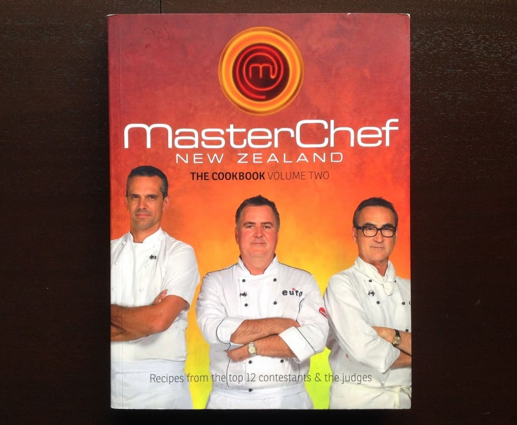 Masterchef New Zealand: The Cookbook Volume Two Non-Fiction