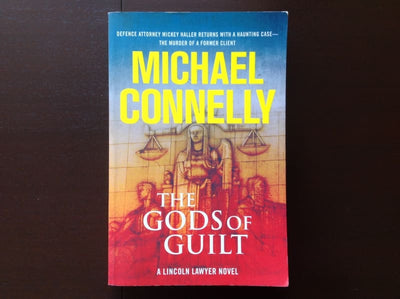 Michael Connelly - The Gods Of Guilt Fiction