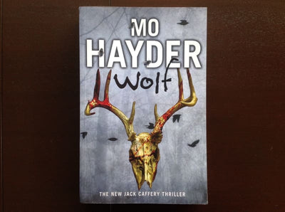 Mo Hayder - Wolf Fiction