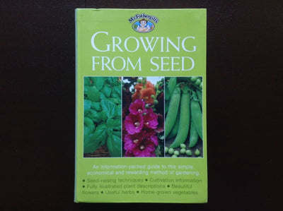 Mr Fothergills Growing From Seed - Margaret Hanks Non-Fiction