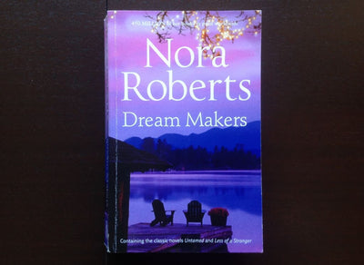 Nora Roberts - Dream Makers Fiction