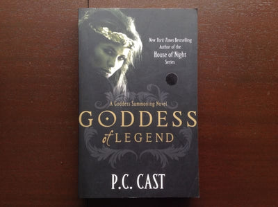 P.C. Cast - Goddess Of Legend Fiction
