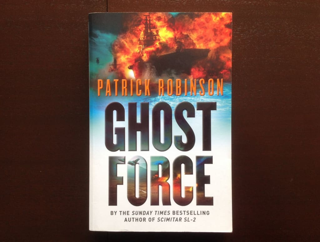 Patrick Robinson - Ghost Force