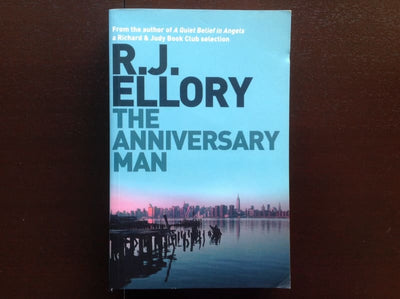 R.J. Ellory - The Anniversary Man Fiction