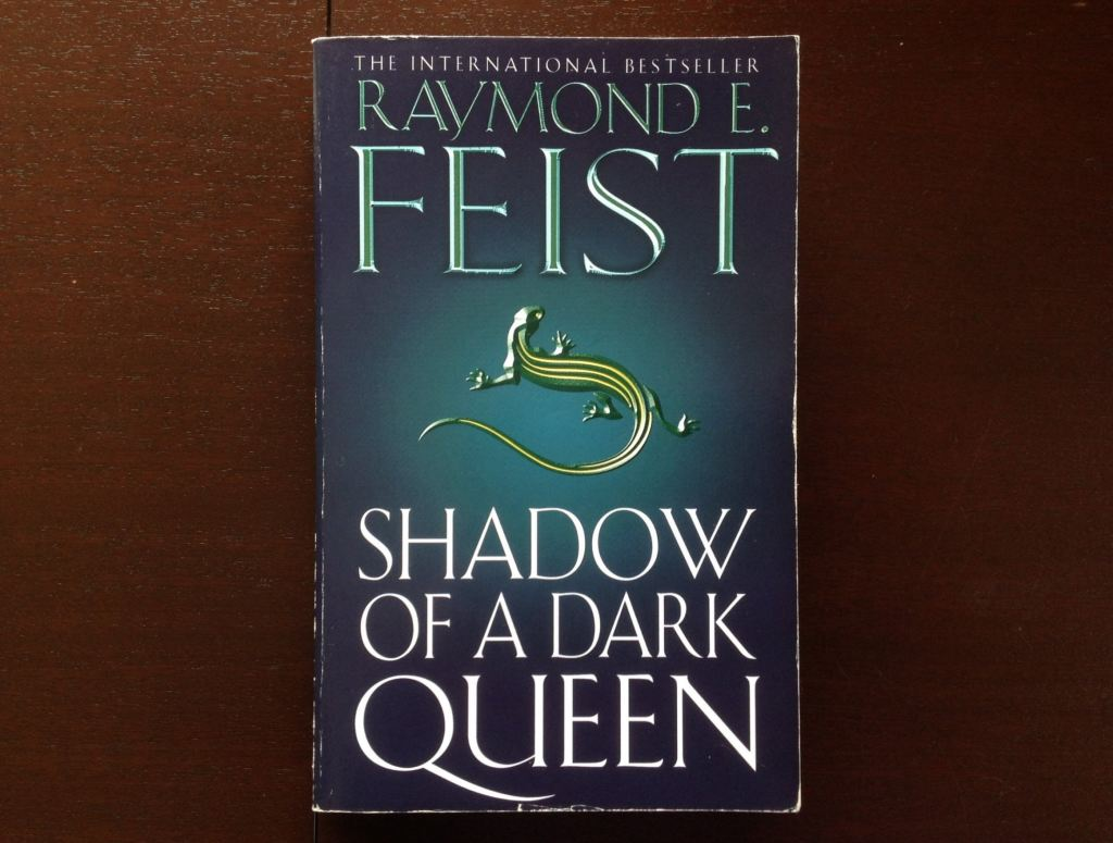 Raymond E. Feist - Shadow Of A Dark Queen Fiction