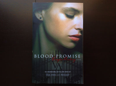 Richelle Mead - Blood Promise Fiction