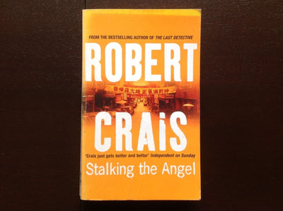 Robert Crais - Stalking The Angel Fiction