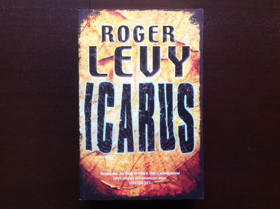 Roger Levy - Icarus Fiction
