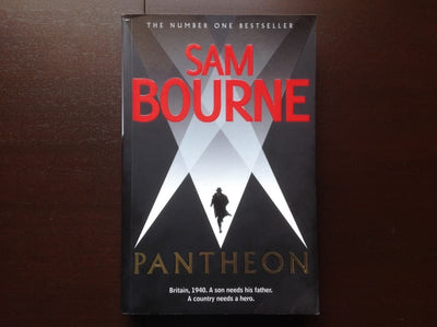 Sam Bourne - Pantheon Fiction
