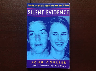 Silent Evidence - John Goulter Non-Fiction