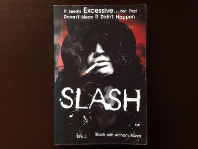 Slash - With Anthony Bozza Non-Fiction