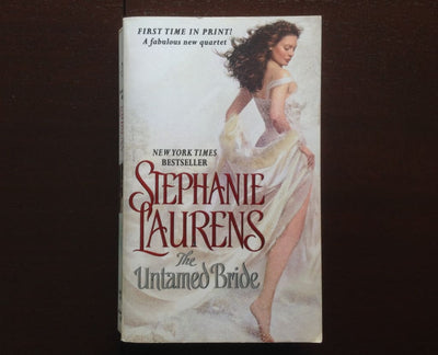 Stephanie Laurens - The Untamed Bride Fiction
