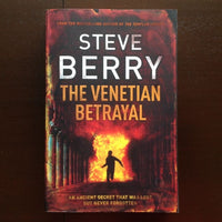 Steve Berry - The Venetian Betrayal Fiction