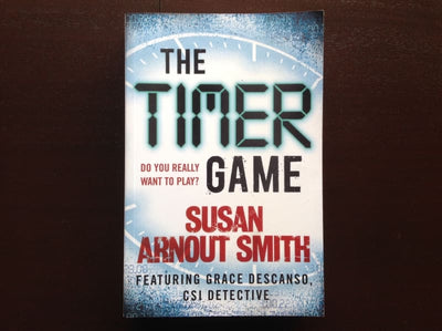 Susan Arnout Smith - The Timer Game Fiction