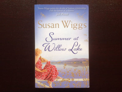 Susan Wiggs - Summer At Willow Lake Fiction