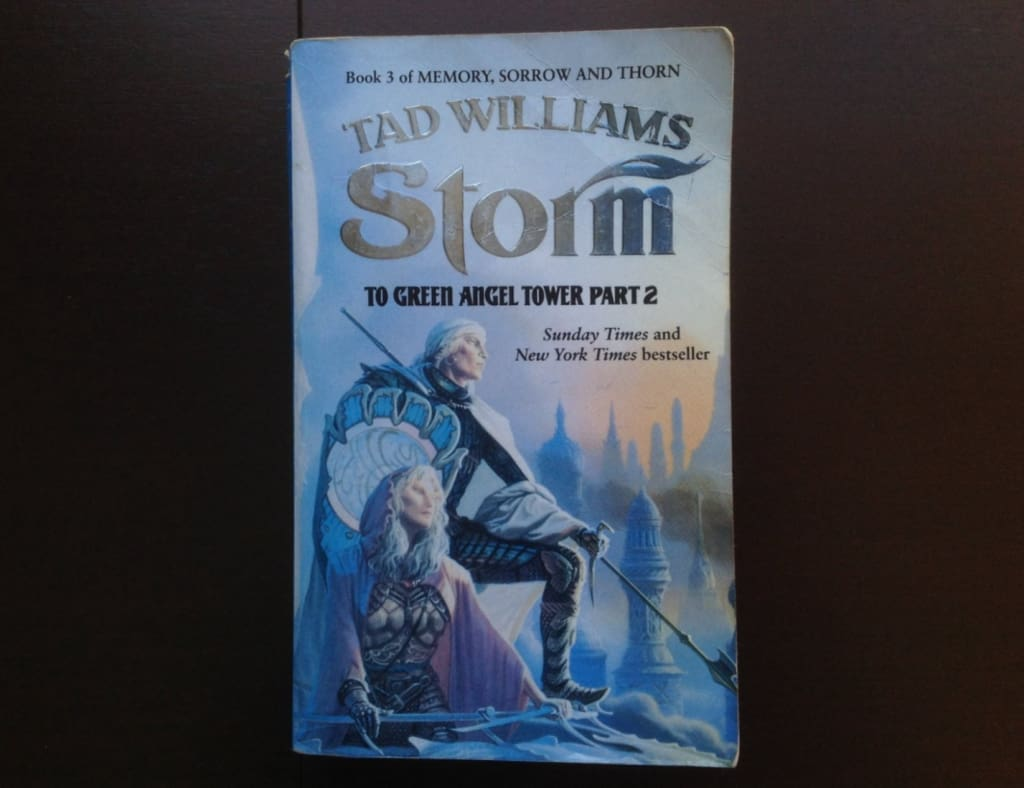Tad Williams - Storm: To Green Angel Tower Part 2
